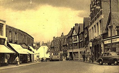 Beckenham High Street